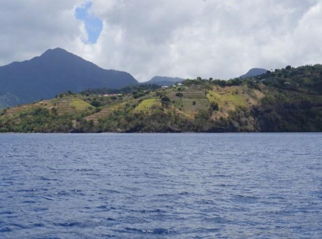 Küste von St. Vincent