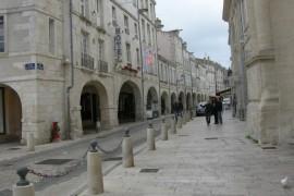Innenstadt von La Rochelle