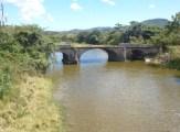 Alte Brücke am Creekside