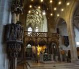 Stiftskirche von innen