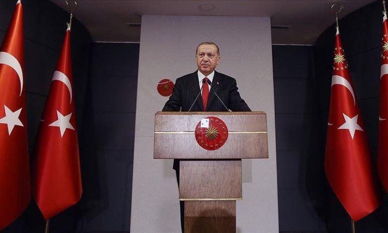 """يهنئ أطفال تركيا والعالم بعيد الطفولة والسيادة الوطنية - أردوغان يهنئ أطفال تركيا والعالم بعيد """"الطفولة والسيادة الوطنية"""""""