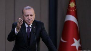 300x169 - الرئيس التركي أردوغان.. يهنئ الجنود الأتراك بقرب عيد الفطر