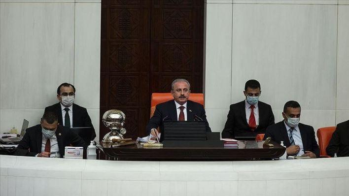 التركي 1 - البرلمان التركي يعقد جلسة خاصة بمناسبة مئوية تأسيسه