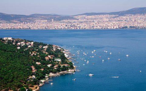 بيان من جزر الاميرات السياحية في اسطنبول.سيبدأ تنفيذه من الأحد القادم