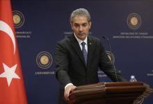 """صورة تركيا: تصريحات اليونان حول اتفاق الهجرة قال حامي أقصوي """"كل البعد عن الحقيقة"""""""