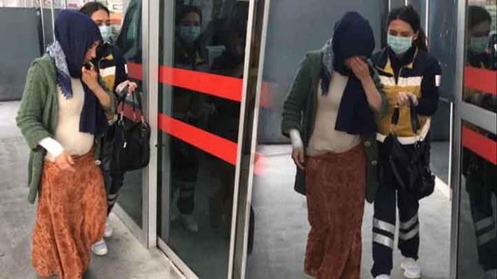 أقدم شاب سوري أمس الأربعاء، على طعن زوجته الحامل عقب شجار بينهما،