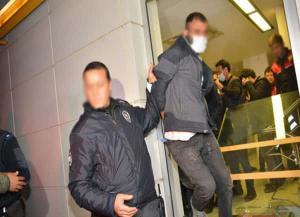 القبض على سارق حاول سرقة بنك في أضنة التركية