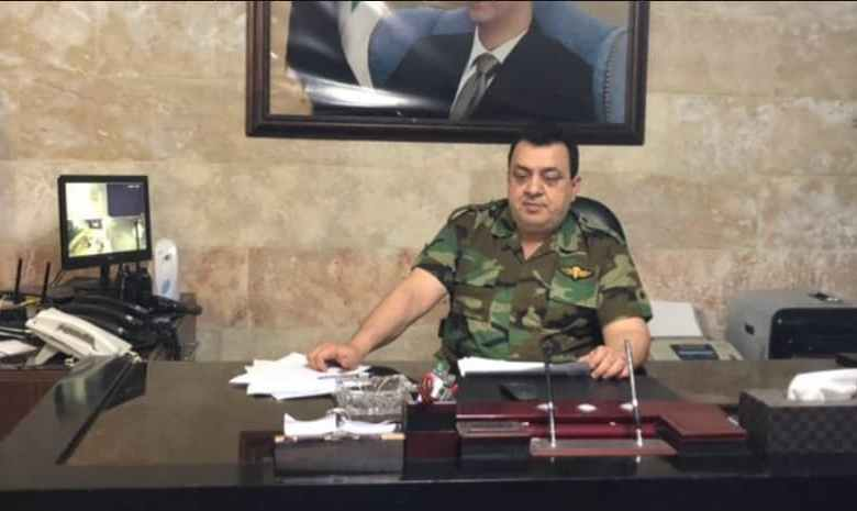 قائد مليشيات مغاوير البعث، جهاد بركات
