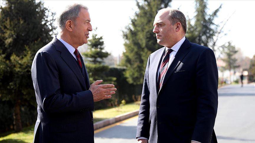 مباحثات تركية بريطانية حول مكافحة فايروس كورونا