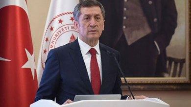 صورة وزير التعليم التركي يتحدث عن موعد افتتاح المدارس