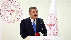 تصريح وزير الصحة التركية: من إزدياد الحالات في هذه الولايات