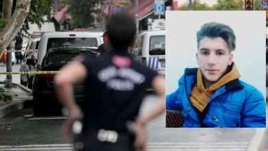صورة الشرطي التركي يدلي بتصريحه !!