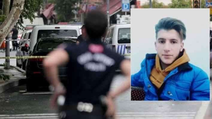 الشرطي التركي