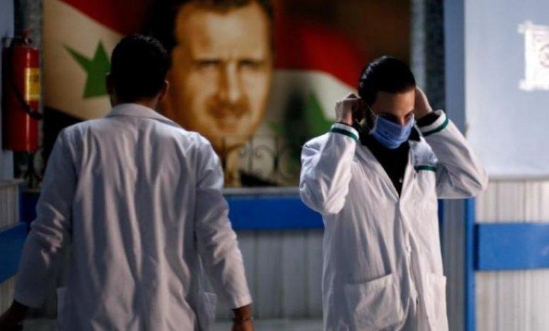 158770882428997600 - وزير الصحة لدى النظام السوري.. جميع حالات كورونا في هاتين المحافظتين ..