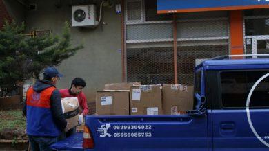 صورة وسائل إعلام 4 شبان سوريين لعملهم الإنساني في غازي عنتاب