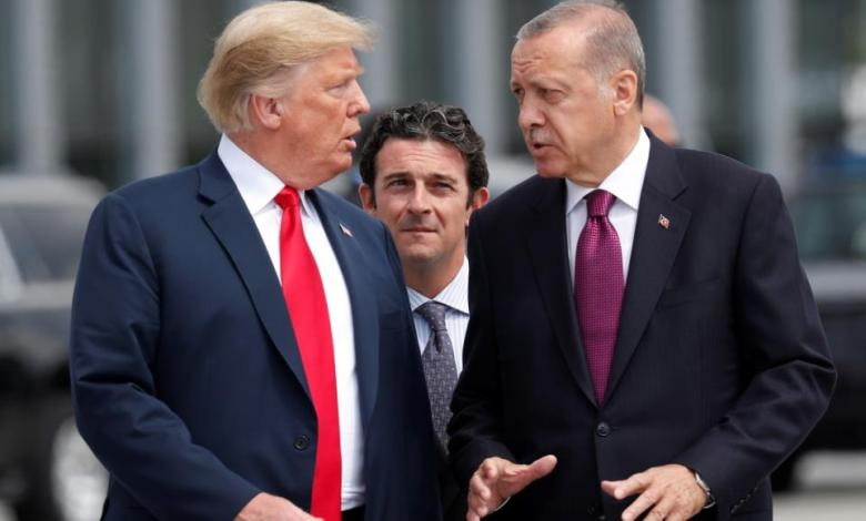 أردوغان يفاجئ ترامب