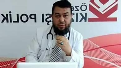 صورة وفاة طبيب سوري جراء إصابته بفيروس كورونا