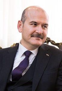 Süleyman Soylu in Tehran 01 206x300 - وزير الداخلية التركي: يؤكد استمراره في خدمة الشعب | تركيا