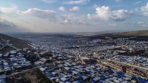 إدلب.. اندلاع 7 حرائق في المخيمات في 3 أسابيع