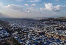 صورة إدلب.. اندلاع 7 حرائق في المخيمات في 3 أسابيع
