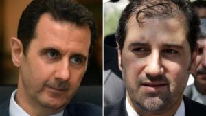 خلافات الأسد ومخلوف..هذه المره قرار قضائي بمنع رامي مخلوف من مغادرة البلاد