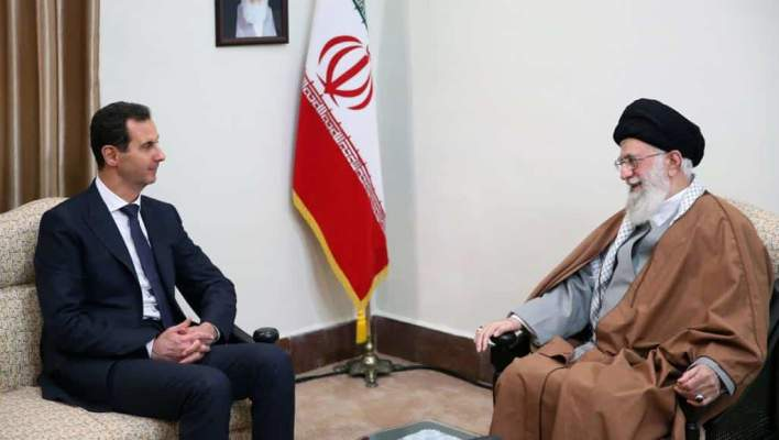 و خامنئي - مسؤول إيراني يدعو بلاده لاستعادة مليارات الدولارات من نظام أسد