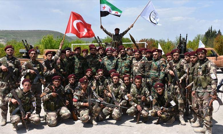 التركي - الجيش التركي يرسل بتعزيزات عسكريا جديده إلى الشمال السوري في إدلب