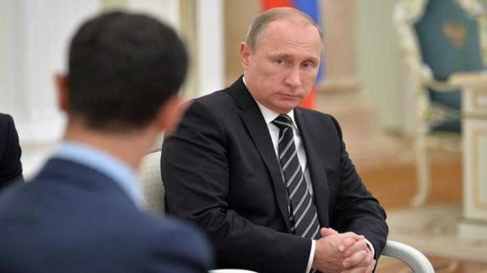 """والأسد - تقرير: روسيا أعطت إشارات على الاستغناء عن """"الأسد"""" وإيران في سوريا"""