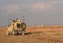 صورة قوات روسية تقطع طريق دورية أمريكية شمال شرقي سوريا
