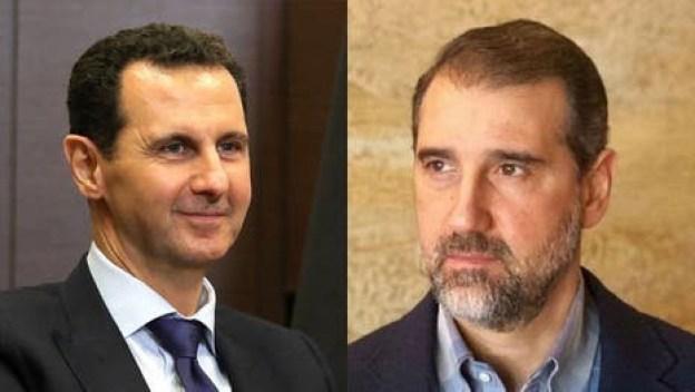 مخلوف والأسد - موقع تركي: يتحدث عن اغتيالات وصراعات دموية داخل عـ.ـائلة الأسد