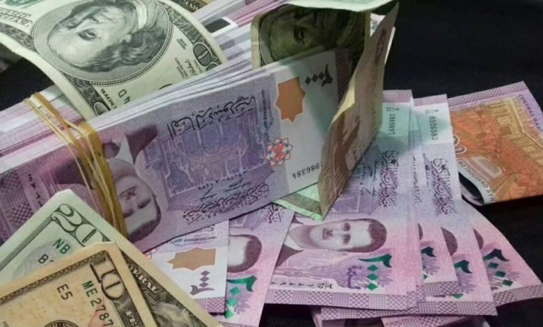 الليرة السورية - استقراراً في أسعار  صرف الليرة السورية اليوم الأحد