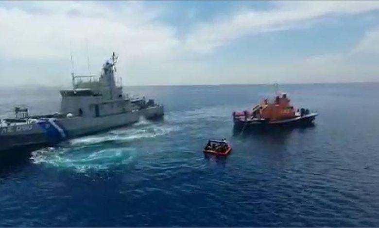 لجوء عرضتهم اليونان للغرق - تركيا.. إنقاذ طالبي لجوء عرضتهم اليونان للغرق في البحر