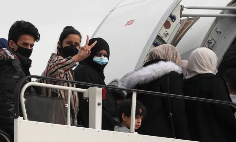 ".jpg?resize=780%2C470&ssl=1 - بريطانيا تستقبل 50 لاجئًا من اليونان أُجلت رحلتهم بسبب ""كورونا"""