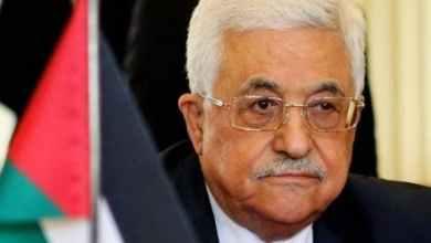 صورة عباس يصدر مرسوما بإعلان حالة الطوارئ في الأراضي الفلسطينية لمدة شهر.