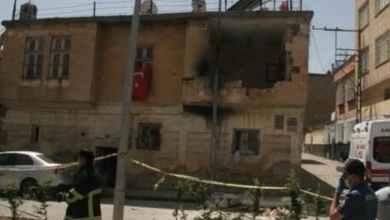 صورة كلس … انفجار في اسطوانة غاز يخلف عدد من الجرحى كلهم سوريين