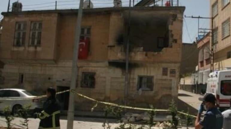 الحادثة في كلس - كلس ... انفجار في اسطوانة غاز يخلف عدد من الجرحى كلهم سوريين