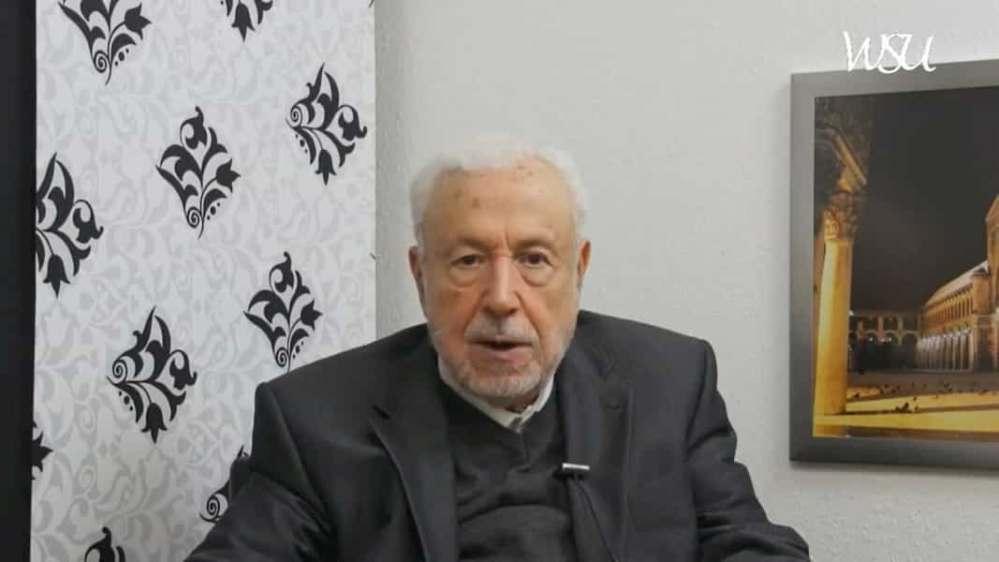 لمحة من حياة عصام العطار … الداعية الأسلامي السوري .