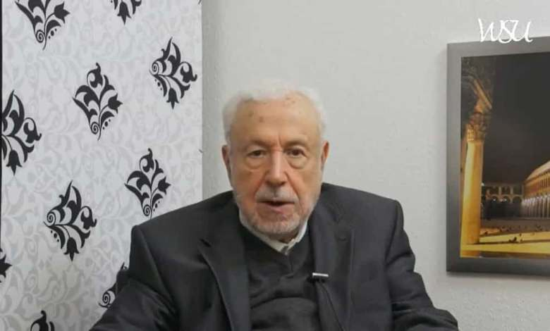 111 186 - لمحة من حياة عصام العطار ... الداعية الأسلامي السوري .