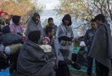 """صورة وزير ألماني.. الوضع في مخيمات طالبي اللجوء باليونان """"مخزي""""."""