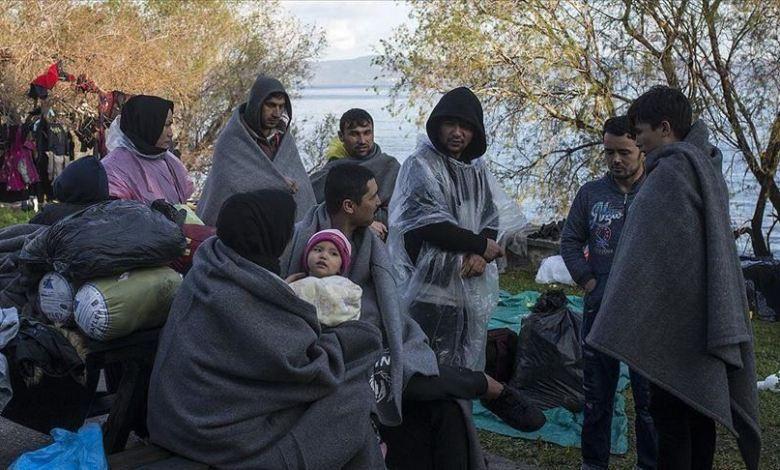 """4f64a625542944bfb4bf83d7d057afe4 - وزير ألماني.. الوضع في مخيمات طالبي اللجوء باليونان """"مخزي""""."""