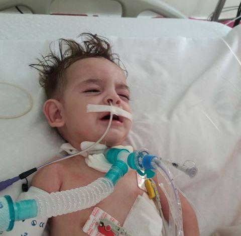95333515 1580878795409252 2039817601097400320 n - سوري يناشد الحكومة التركية ل أنقاذ حياة طفله المريض.