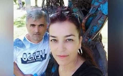 تركي يقتل زوجته بطريقة فظيعة امام ابنتها بعد طلبها الطلاق