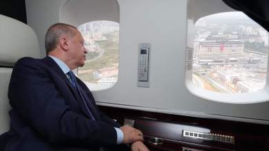 صورة أردوغان سيفتتح مدرج مطار اسطنبول الثالث في هذا التاريخ