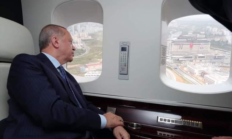 FB IMG 1590060606827 - أردوغان سيفتتح مدرج مطار اسطنبول الثالث في هذا التاريخ