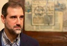 صورة نظام الاسد يعتقل شقيق رامي مخلوف.