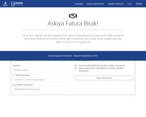 رابط دفع الفواتير من بلدية اسطنبول الكبرى