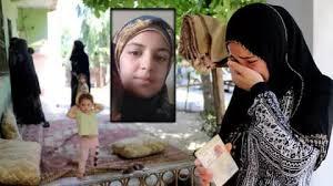 صورة أختفاء طفلة سورية في ظروف غامضة في ولاية أضنة جنوب تركيا