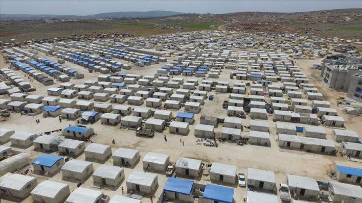 التركية - الإغاثة التركية: اكتمال إنشاء 5000 منزل في سوريا،