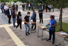 Photo of تركيا.. فرض حظر تجوال جزئي أيام بعض الامتحانات التعليمية بغية تسهيل تنقّل الطلاب