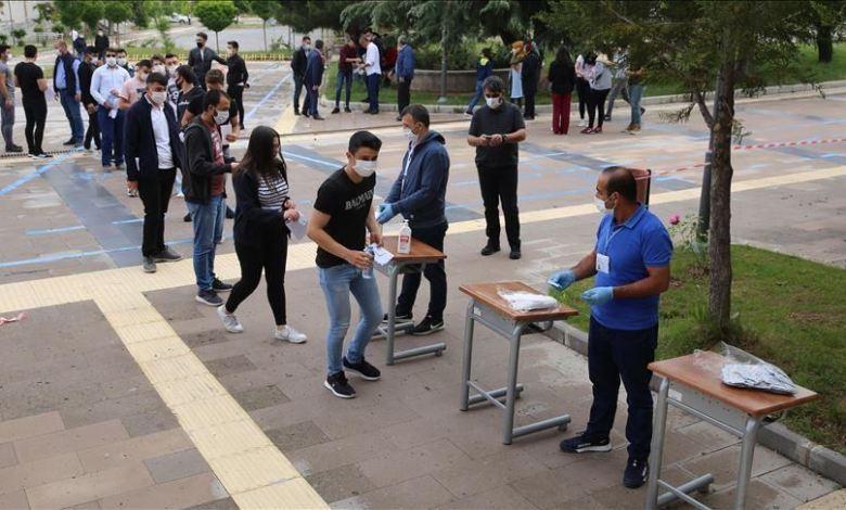 تركيا - تركيا.. فرض حظر تجوال جزئي أيام بعض الامتحانات التعليمية بغية تسهيل تنقّل الطلاب